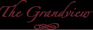 The Gradview Elegant Events Logo